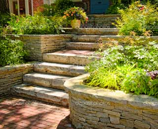 Stone Step Landscaping